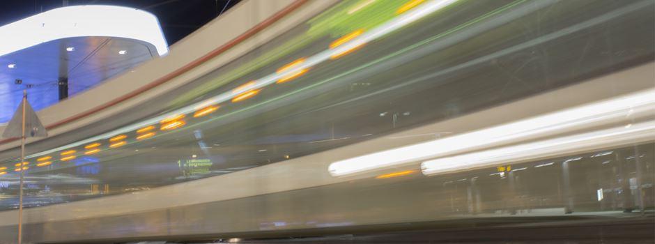 12 Gedanken, die man in der Straßenbahn-Linie 3 hat