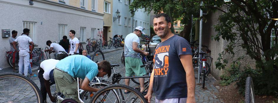 Bikekitchen – eine besondere Art sein Radl in Augsburg zu reparieren