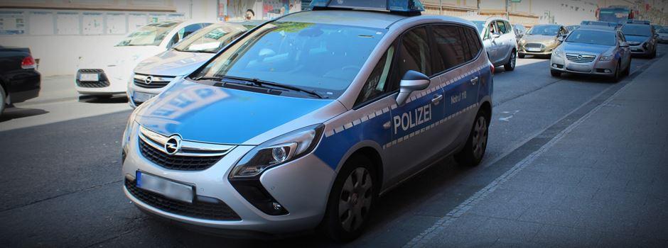 Räuber-Duo überfällt Spielothek in der Bahnhofstraße