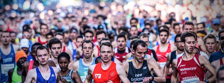 Frankfurt-Marathon legt Verkehr teilweise lahm