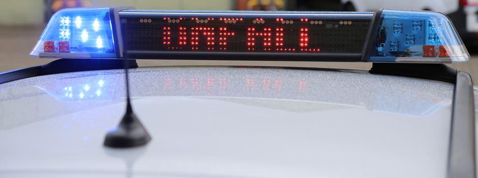 Unfall in Wintermoor: Mit 2,28 Promille gegen Ampel und Andreaskreuz