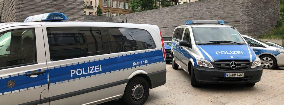Ein-Cent-Burger: Polizei muss Eröffnungsfeier beenden