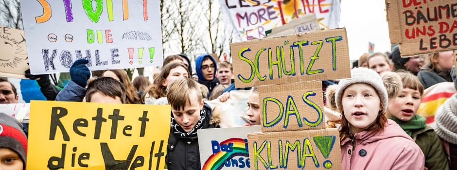 Klimastreik: Große Unterstützung in Wiesbaden erwartet