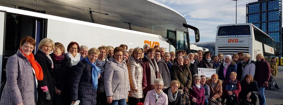 Frauen der kfd besuchen Ralph Brinkhaus in Berlin
