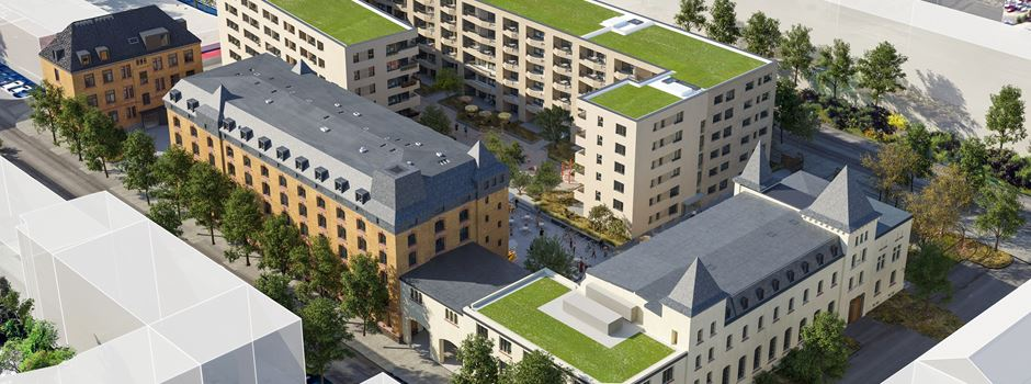 Die Neustadt bekommt ein neues Wohn- und Kulturquartier