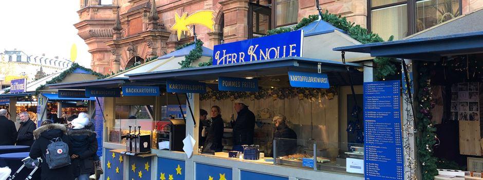 Vegan auf dem Weihnachtsmarkt - In Wiesbaden kein Problem