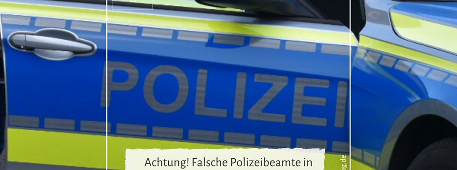 Achtung! Falsche Polizeibeamte in Gütersloh aktiv - informieren Sie Ihre Angehörigen