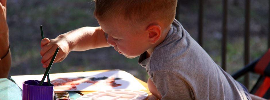 Kinderbetreuung in den Ferien