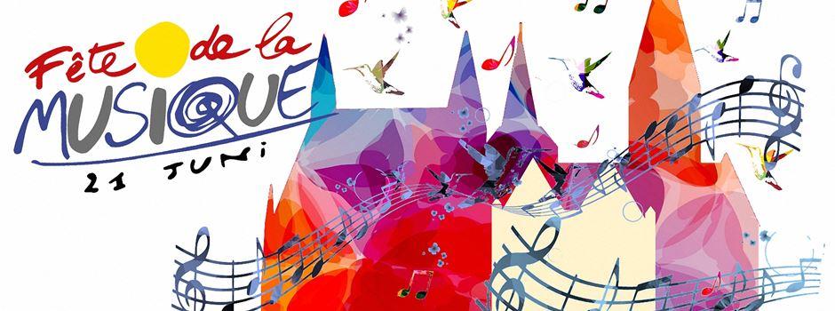 """Zwei Plätze, ein Fest: """"FÊTE DE LA MUSIQUE"""" am 21. Juni in Oppenheim"""