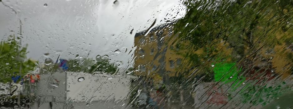 Am Wochenende: Starkregen, Sturmböen und Gewitter drohen