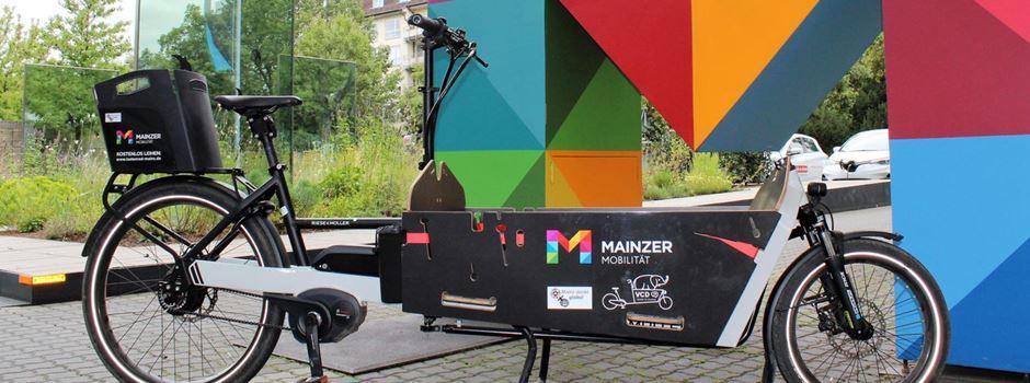 Neues Lastenrad: Kostenlose Ausleihe in der Neustadt möglich