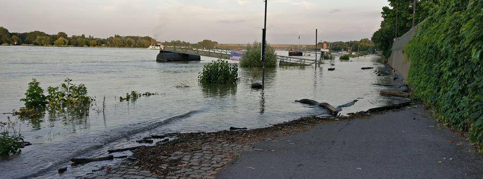 Hochwasser im Juli: Ist das normal?