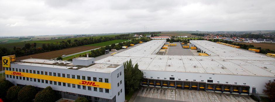 Weihnachtspakete: Rekordzahlen in Saulheimer DHL-Zentrum erwartet