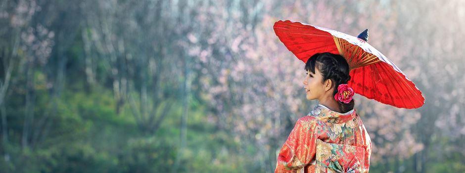 Japanisches Frühlingsfest im Botanischen Garten
