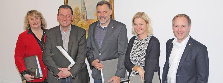 Haushalt 2020: Mehrheitsgruppe SPD/Grüne stimmt zu