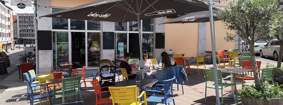 Augsburger Bars, bei denen ihr schön draußen sitzen könnt