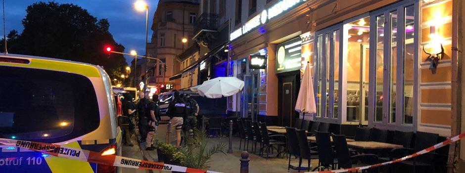 Jahresrückblick: Gaststätten am Rheinufer halten Polizei auf Trab