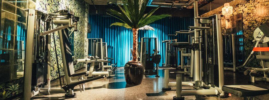 JOHN REED eröffnet Fitness Music Club in Augsburg