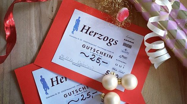Adventskalender Tag 7 - Herzogs Moden