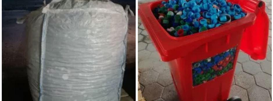 Clarholzerin sammelt Deckel für 1.000 Schluckimpfungen