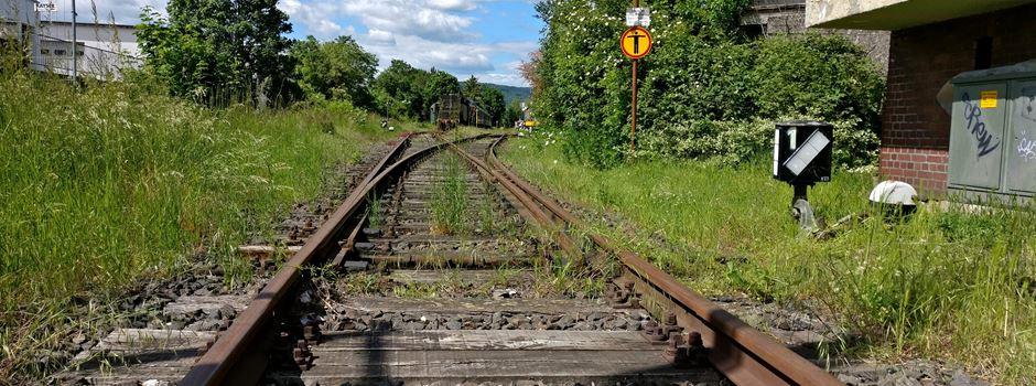 Könnte eine reaktivierte Aartalbahn bis nach Mainz fahren?