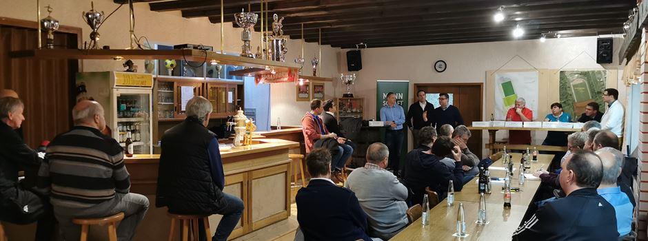 """Gut besuchte """"3. Halbzeit"""" der Mannschaft 2020 beim SV Hasborn"""