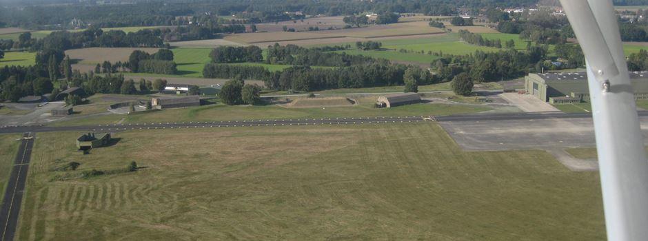 Wie geht es weiter auf dem ehemaligen Flugplatzgelände?