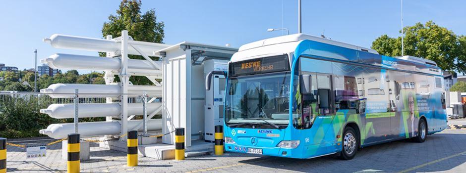 Energiequelle der Zukunft? Warum Mainz und Wiesbaden auf Wasserstoff setzen