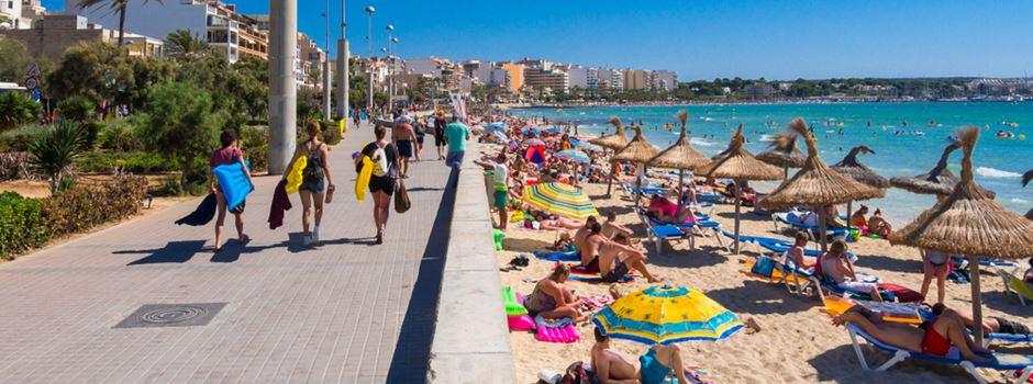 Vier Urlauber wegen Vergewaltigung auf Mallorca festgenommen
