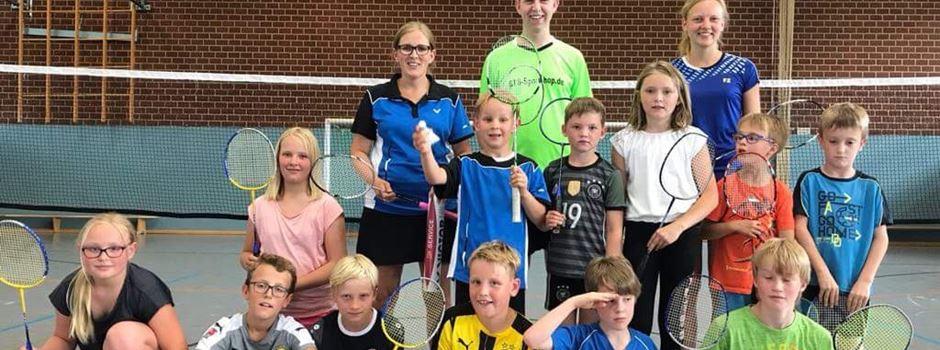 Ferienspiele: Badminton für Kinder und Jugendliche