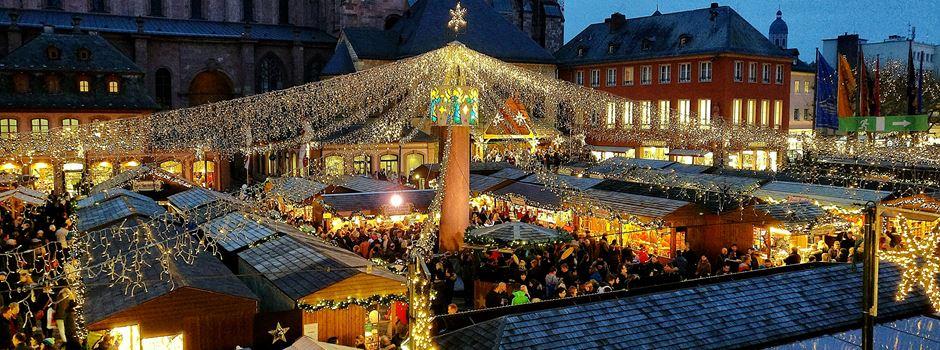 """Der """"schönste Weihnachtsmarkt Deutschlands"""" startet am Donnerstag"""
