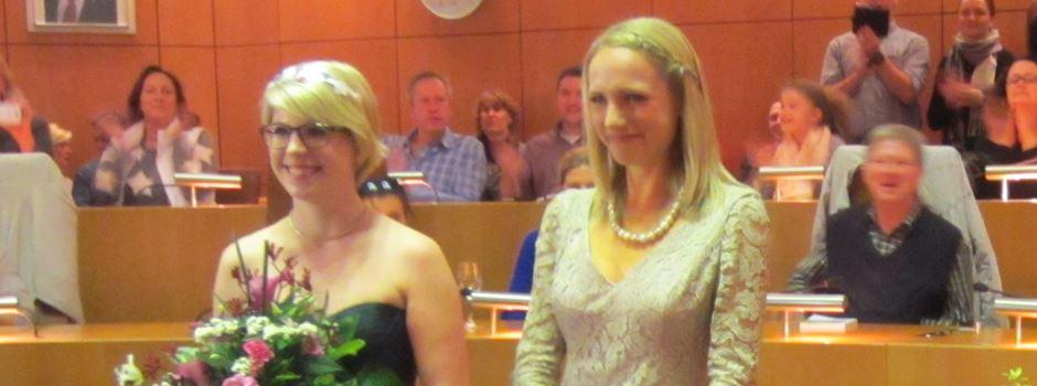 Sabrina Möhn erhält die Krone
