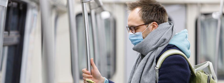 Stadt Frankfurt führt Maskenpflicht ein