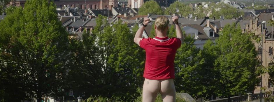 Warum Andreas Bockius sich für Mainz 05 nackig macht
