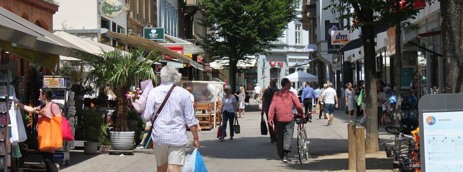 Stadt stellt neues Konzept für die Fußgängerzone vor