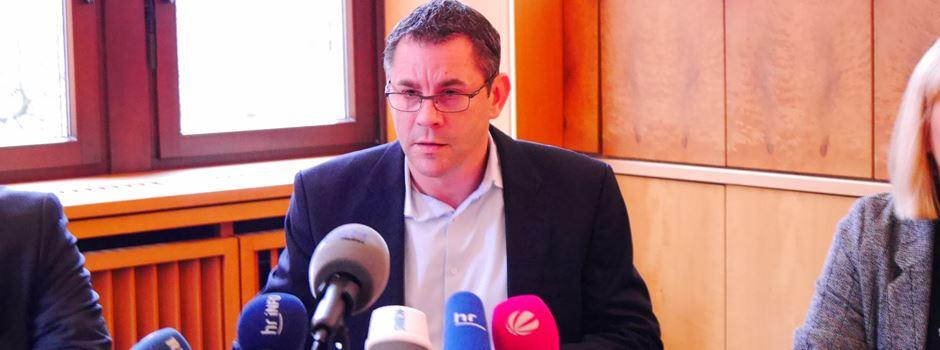 Sven Gerich tritt zur Oberbürgermeister-Wahl im Mai nicht mehr an