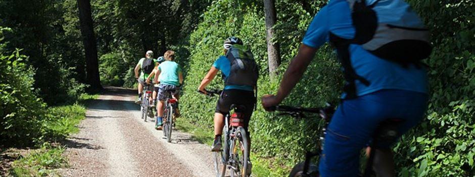 Idyllische Radtouren, die ihr von Augsburg aus starten könnt