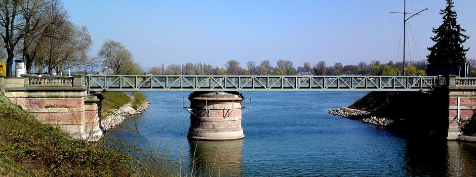 Winterhafen: Drehbrücke wird gesperrt