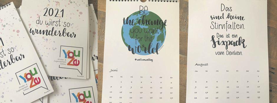 Kalender gegen Spende