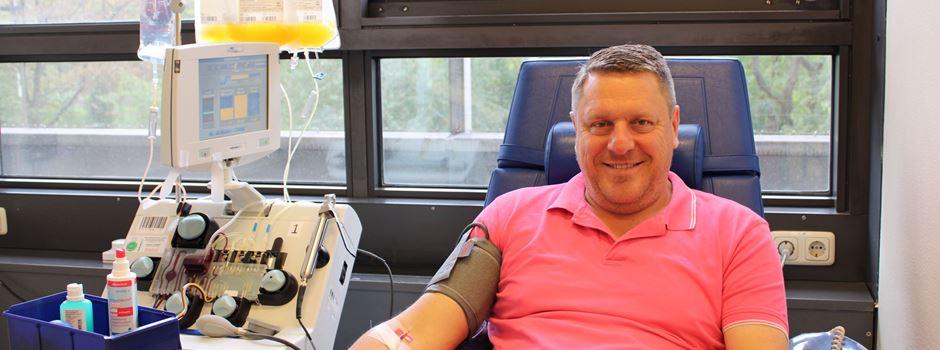 Warum eine Blutspende so wichtig ist