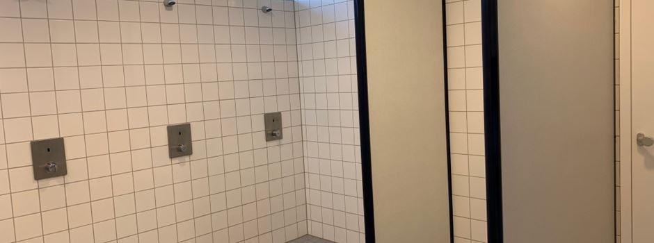 Hallenbad Herzebrock gibt Duschen wieder frei