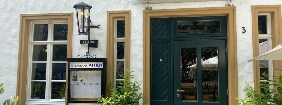 Restaurant Athen sucht Servicemitarbeiter (m/w/d) in Herzebrock