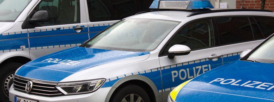 Suchaktion am Flüggenhofsee: Auch Polizeitaucher im Einsatz