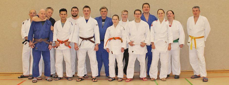 Vereinsübergreifendes Judotraining