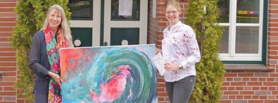 Wellen-Gemälde der Publikumsliebling