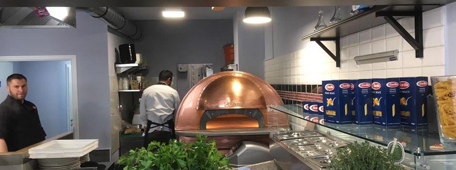 Neues italienisches Restaurant in der Steingasse