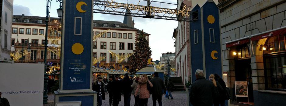 Warum Wiesbaden am Dienstag keinen Weihnachtsbaum bekommt