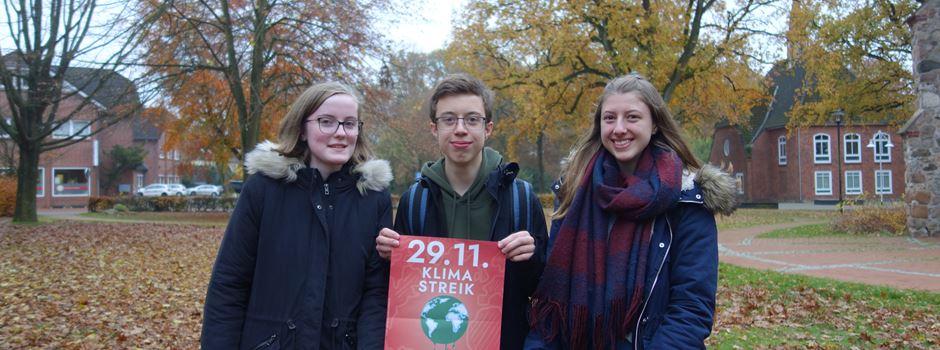 """""""Fridays for Future"""": Schüler organisieren zweite große Demo in Schneverdingen"""
