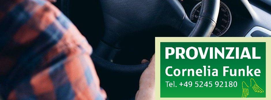 Wechsel der KFZ-Versicherung – Provinzial Funke informiert