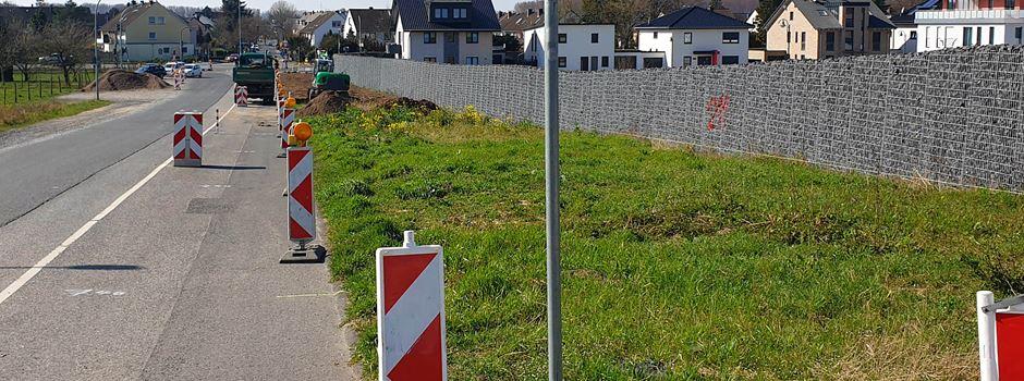 Bau der Ortsumgehung an Südstraße startet - Ausbau nach Mondorf unsicher